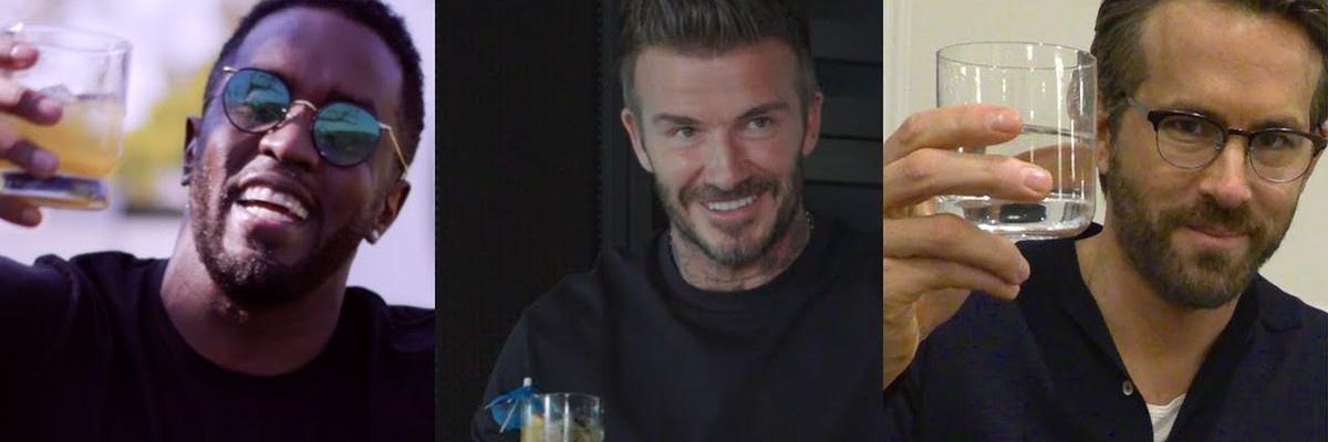 Ryan Reynolds; P Diddy; David Beckham