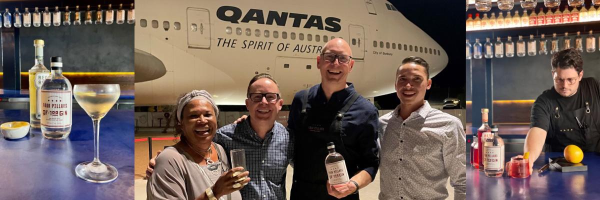 Qantas Four Pillars