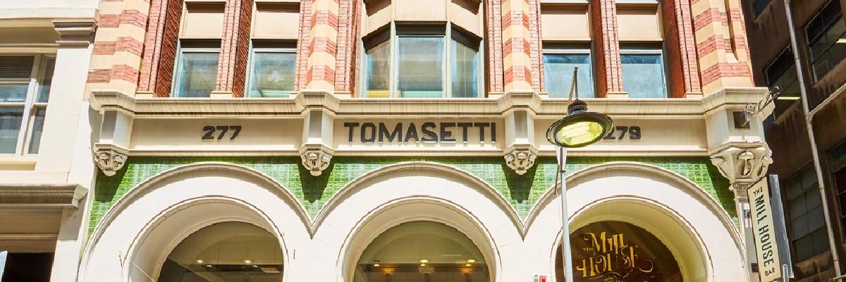 Tomasetti House