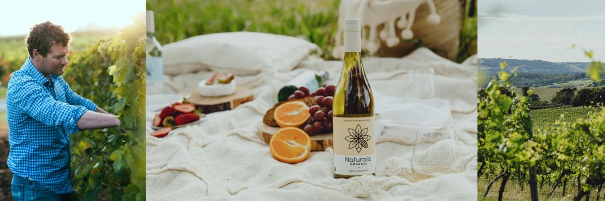 Naturalis organic wine