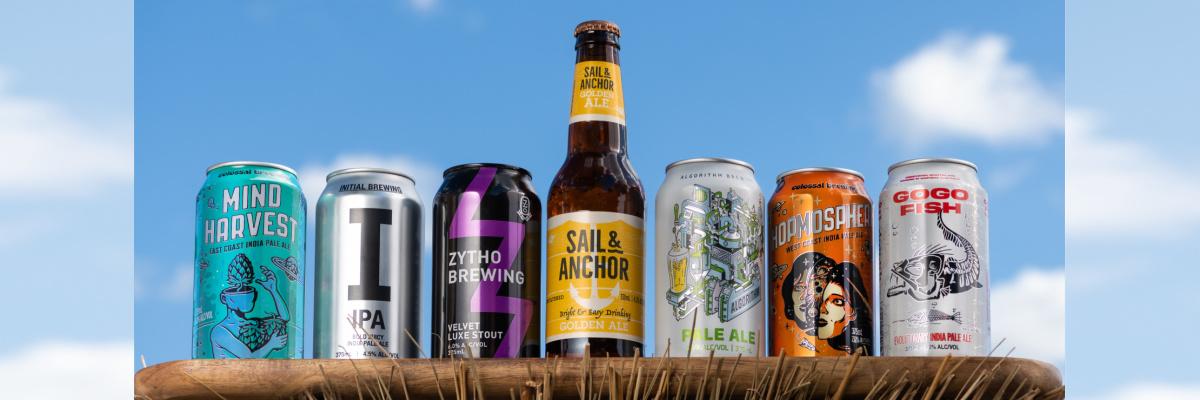 craft beer bws