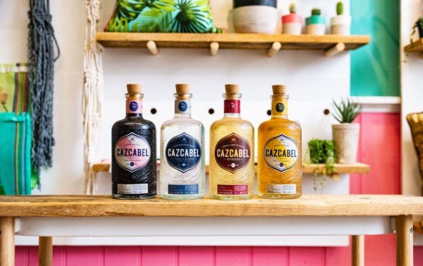 Flavoured tequila; Cazcabel
