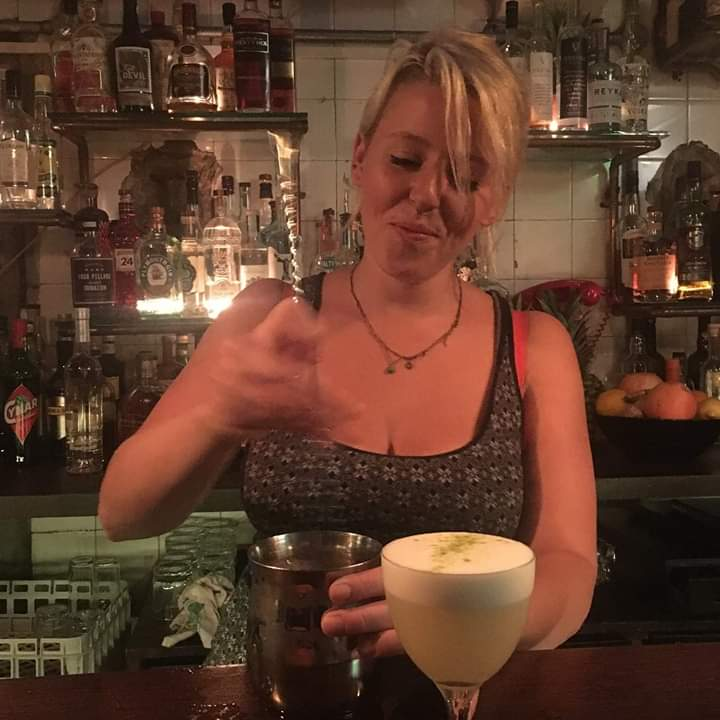 Drinks with Alexandra Ulijaszek (Bartender)