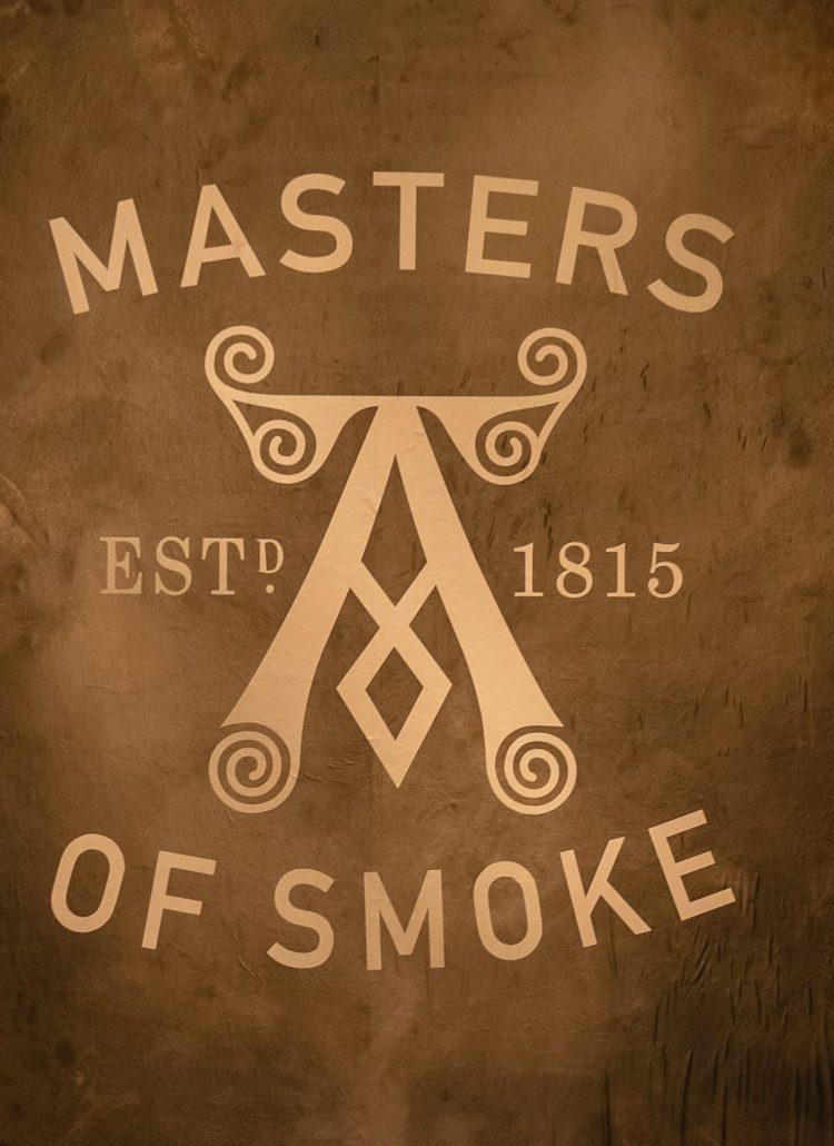 Masters of Smoke