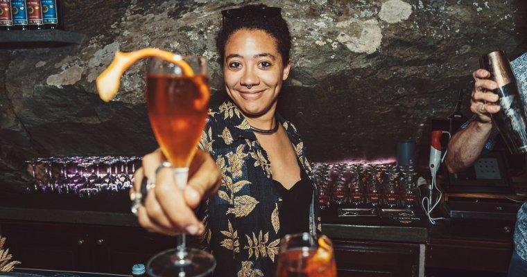 Drinks with Desirée Balma (Bartender at TT Liquor)