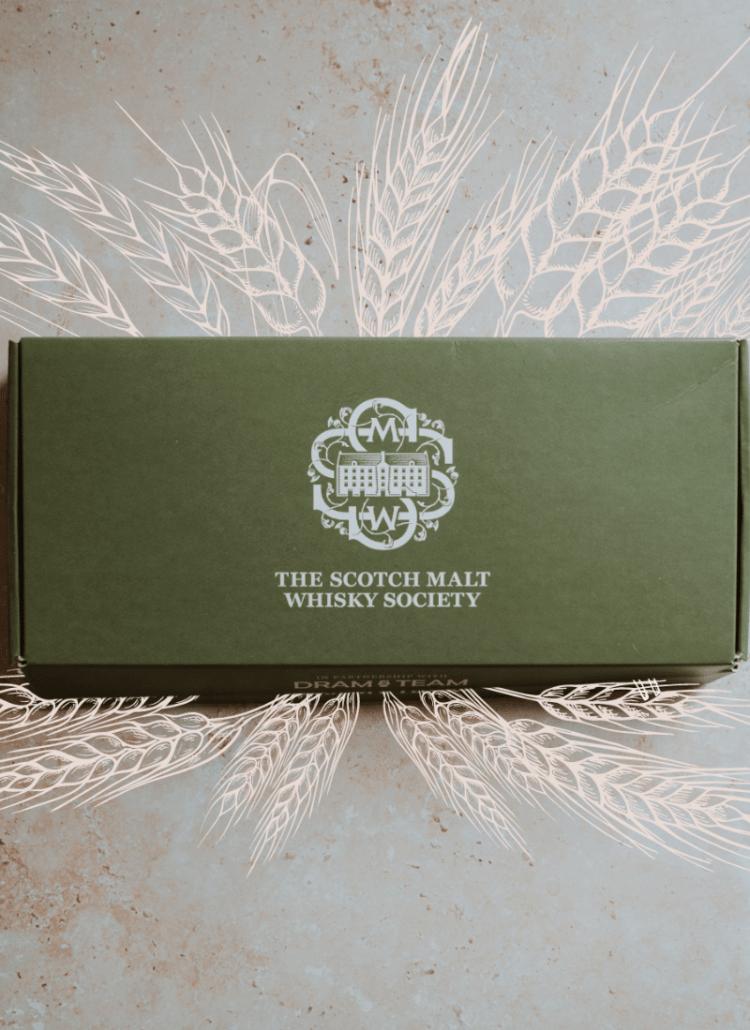 Whisky Tasting: SMWS April Box