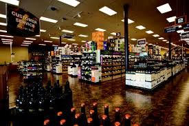 total wine store shot