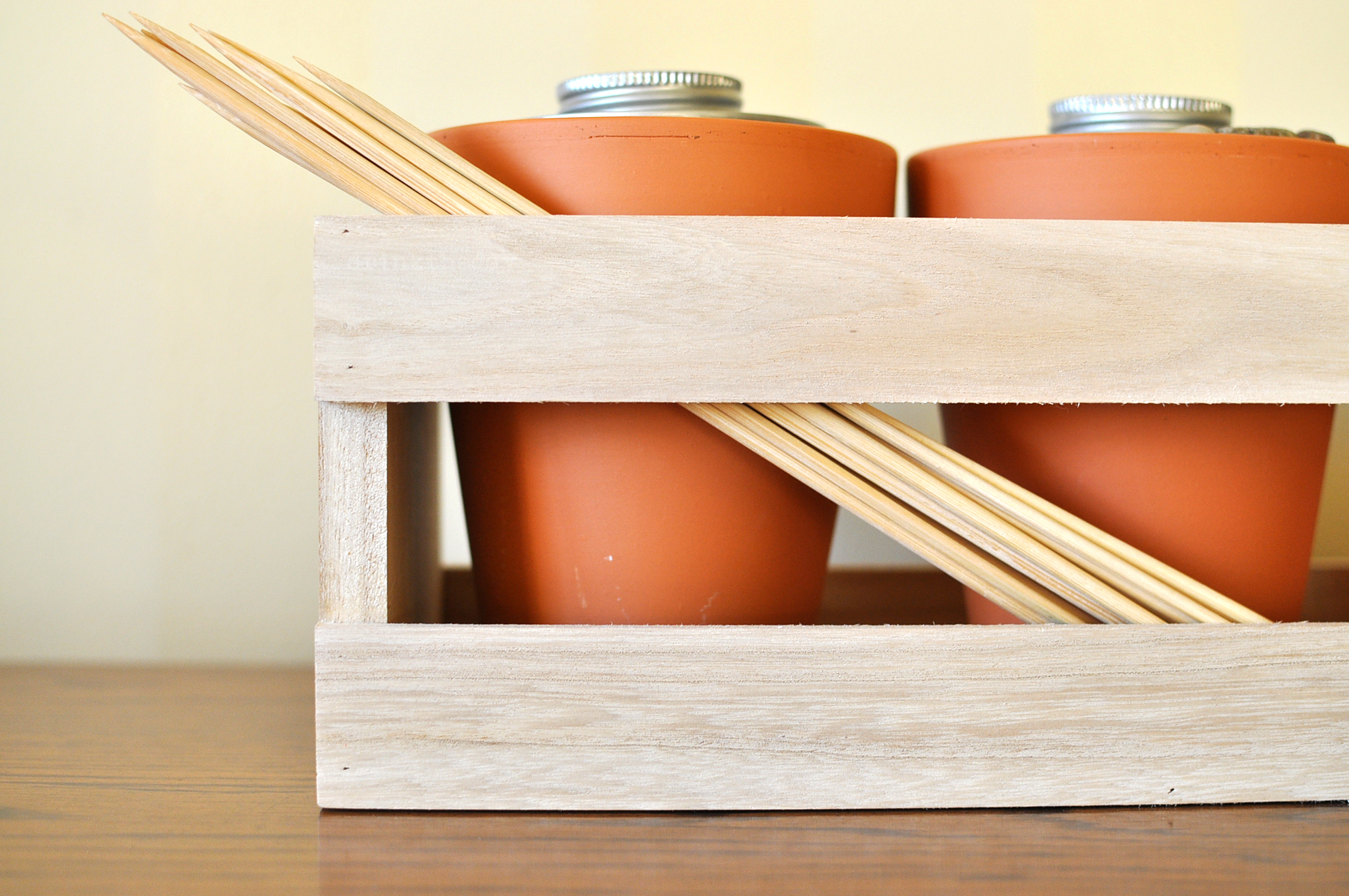 DIY Tabletop S'mores Station   Drink the Day