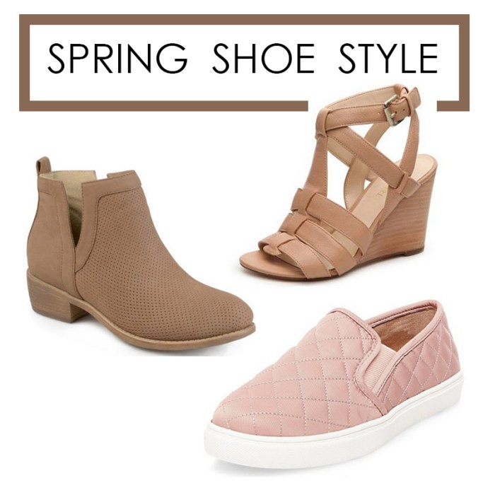 Style Files - Spring Shoes | Drink the Day