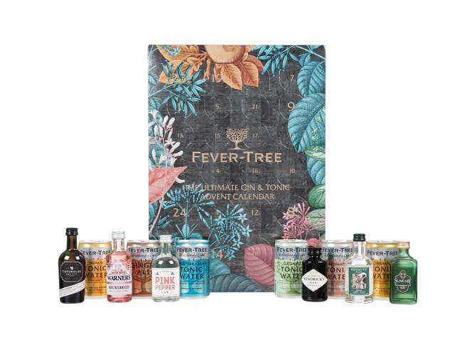 Fever Tree Gin Tonic calendar
