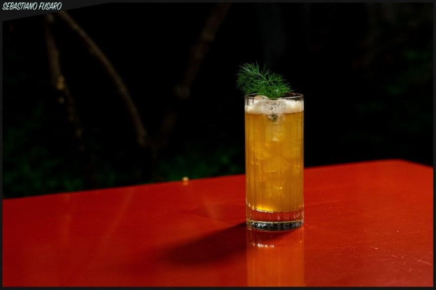 Un amore proibito cocktail - Fonderie Milanesi