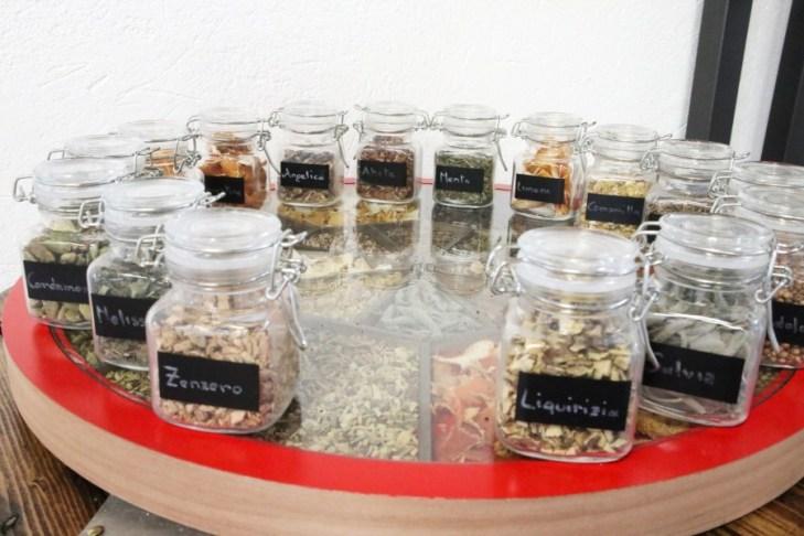 Le botaniche di Eugin