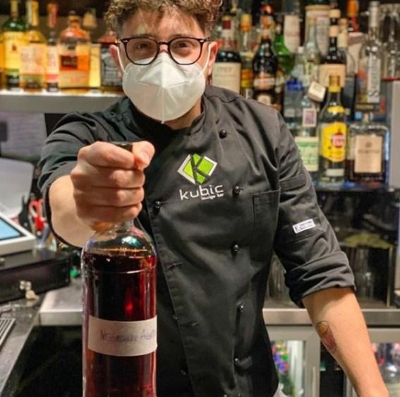 Luca De Fazio - Kubic Lounge Bar
