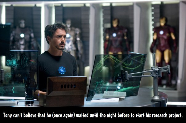 Tony Researches