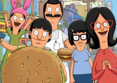 Bob's Burgers Drinking Game