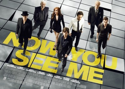 Now You See Me (2013) Drinking Game
