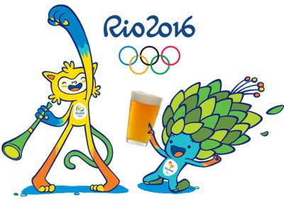 Rio 2016 Olympic Games Drinking Game
