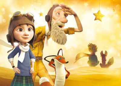 The Little Prince (2015) Drinking Game