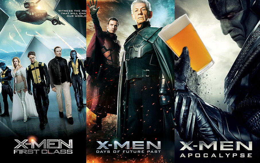 A Drinking Game For Every X-Men Prequel