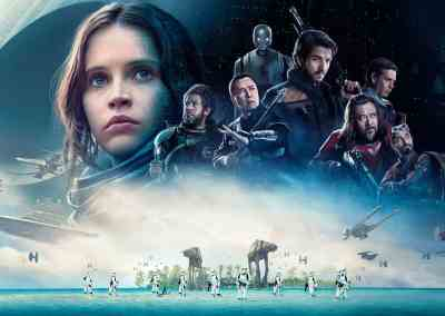 Rogue One: A Star Wars Story (2016) Drinking Game