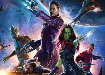 Guardians of the Galaxy (2014) Drinking Game