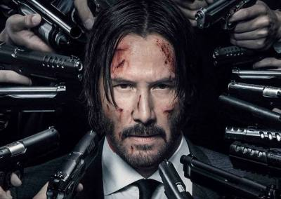 John Wick: Chapter 2 (2017) Drinking Game