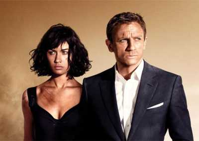 Quantum of Solace (2008) Drinking Game