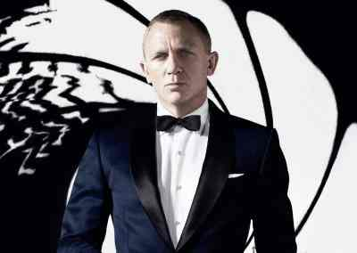 Skyfall (2012) Drinking Game