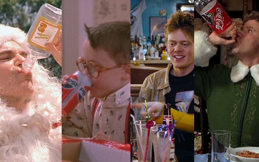 An Ultimate Collection of 10 Christmas Movie Drinking Games
