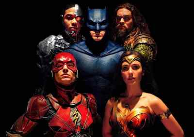 Justice League (2017) Drinking Game