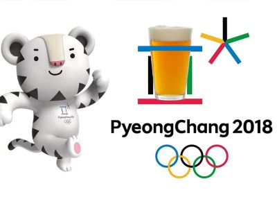 PyeongChang 2018 Winter Olympics Drinking Game