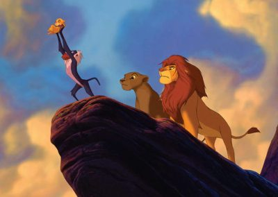 The Lion King (1994) Drinking Game