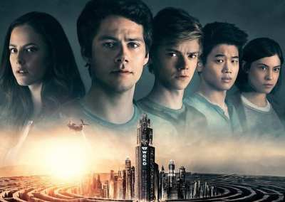 Maze Runner: The Death Cure (2018) Drinking Game