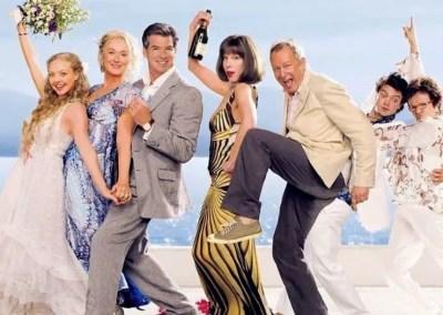 Mamma Mia! (2008) Drinking Game