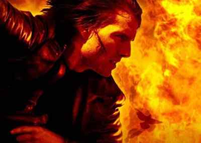 Mission: Impossible II (2000) Drinking Game