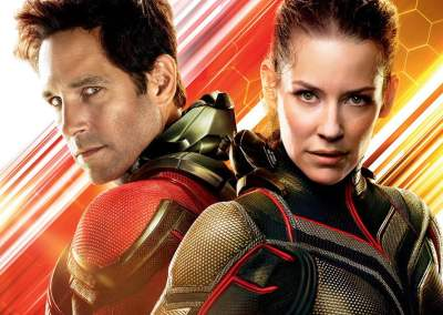 Ant-Man and the Wasp (2018) Drinking Game