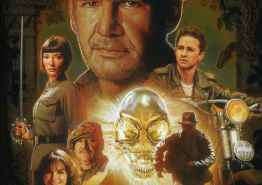 Indiana Jones and the Kingdom of the Crystal Skull (2008) Drinking Game