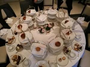 Notre grande table