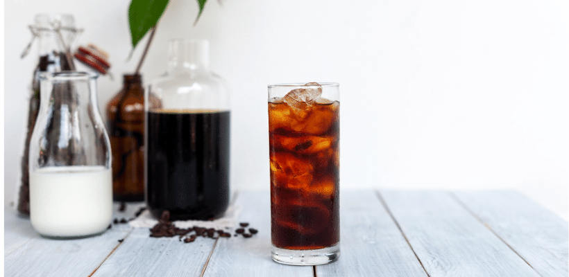 DIY Cold Brew and Iced Coffee