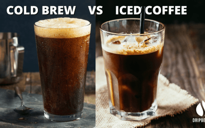 Cold Brew Coffee vs Iced Coffee – Is there a difference?