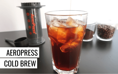 Aeropress for Cold Brew Coffee – Guide & Review