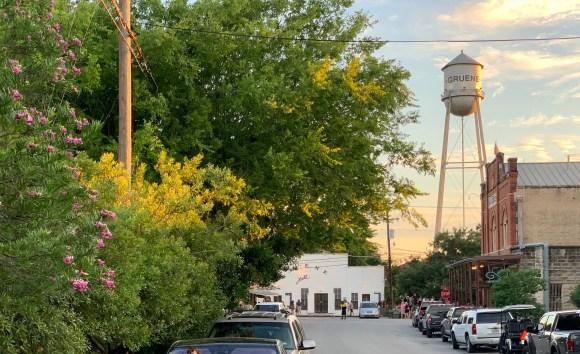 Gruene, TX Gruene Hall