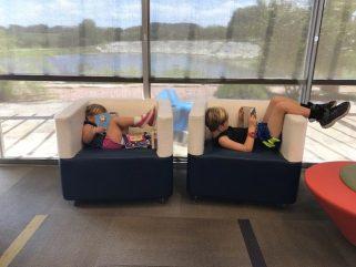 Lake Travis library