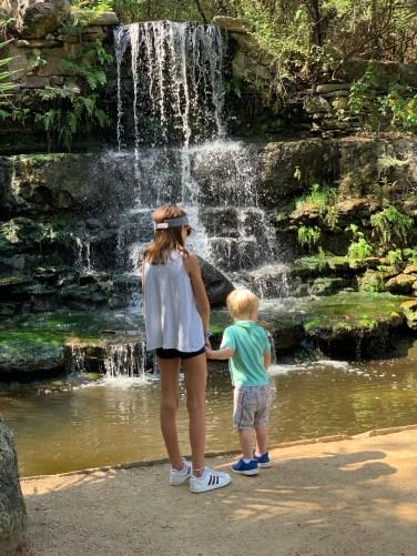 Zilker Botanical Garden Austin