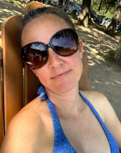 Stay all day at Cypress Falls Swimming Hole
