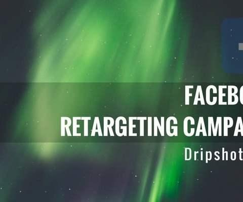 facebook retargeting campaign by dripshot digital marketing malaysia