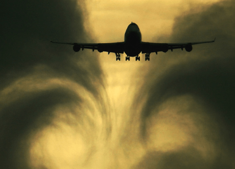 Flight turbulence