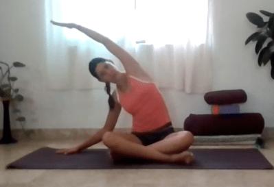 1hr Restorative Yoga (bilingüe / bilingual)