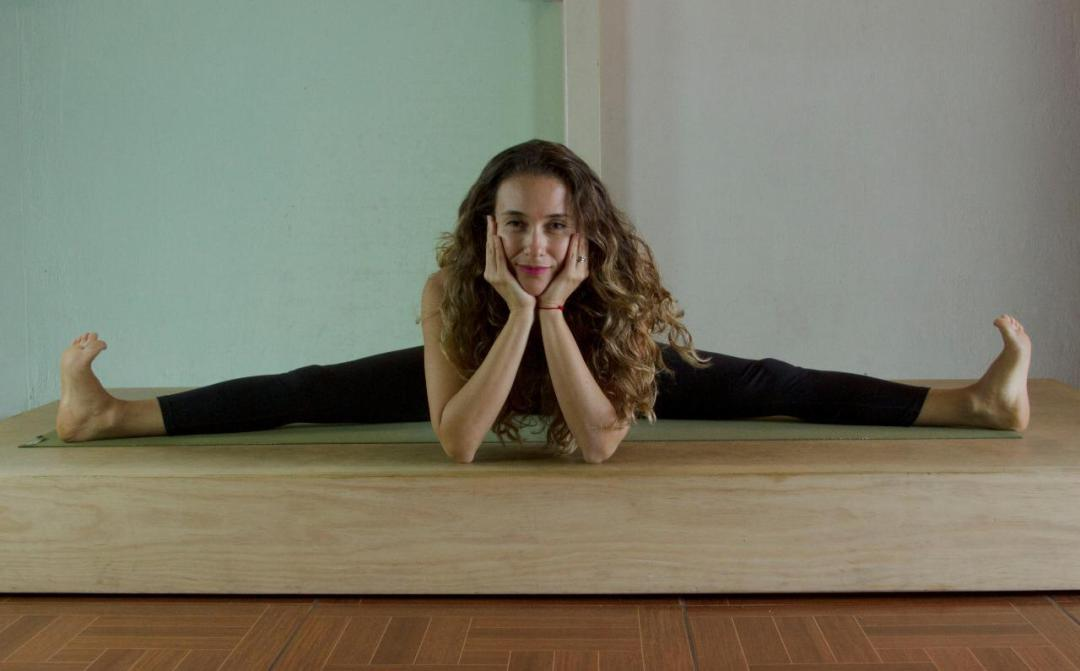 ana paula - yin yoga training