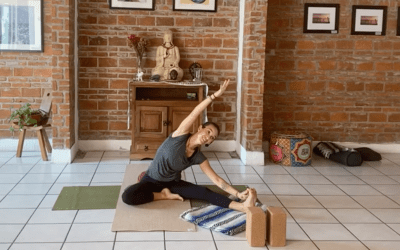 1hr Yin Yoga – all levels (English)